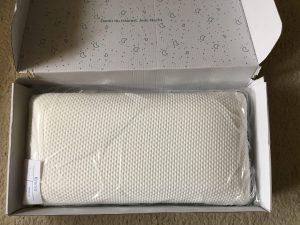 Kissen Verpackung